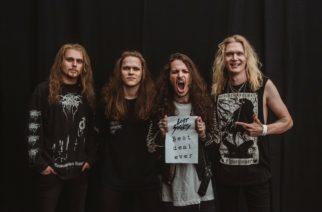 Lost Society sopimukseen Nuclear Blastin kanssa: Tulevan albumin nauhoitukset alkavat syksyllä