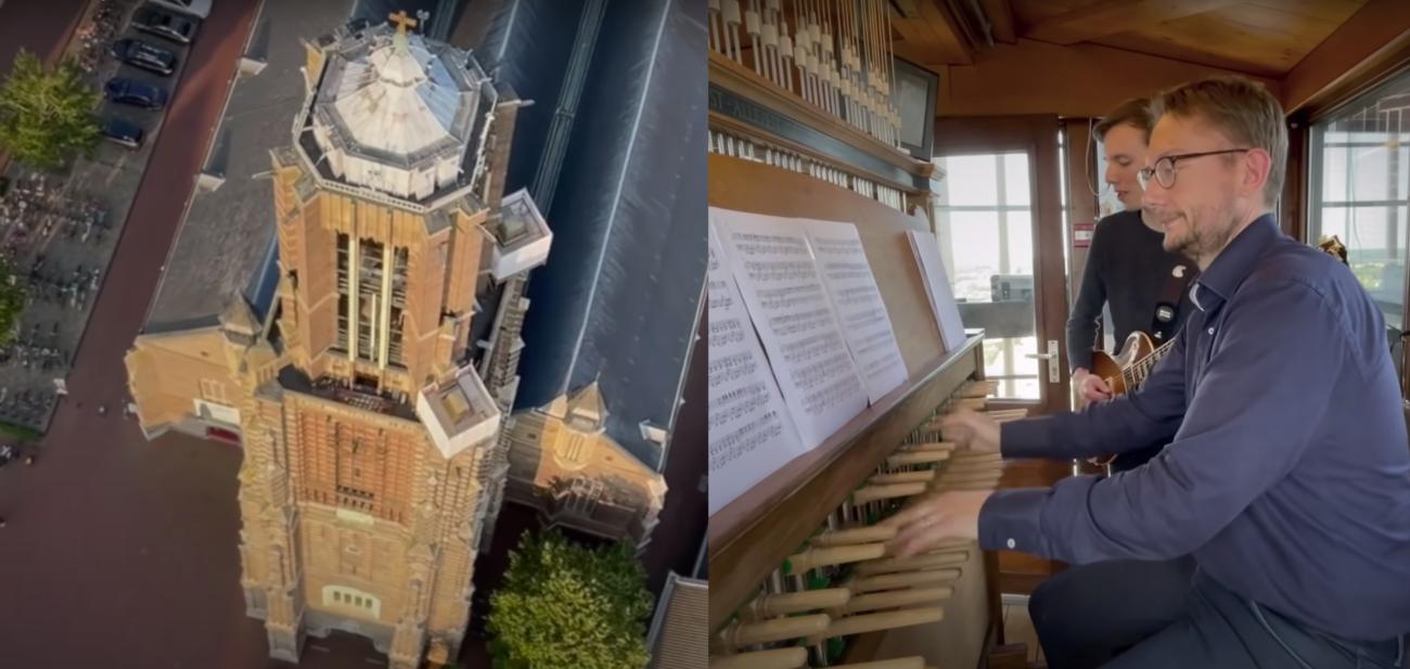 """Motörheadin """"Ace Of Spades"""" pääsee oikeuksiinsa hollantilaisilla kirkonkelloilla soitettuna"""
