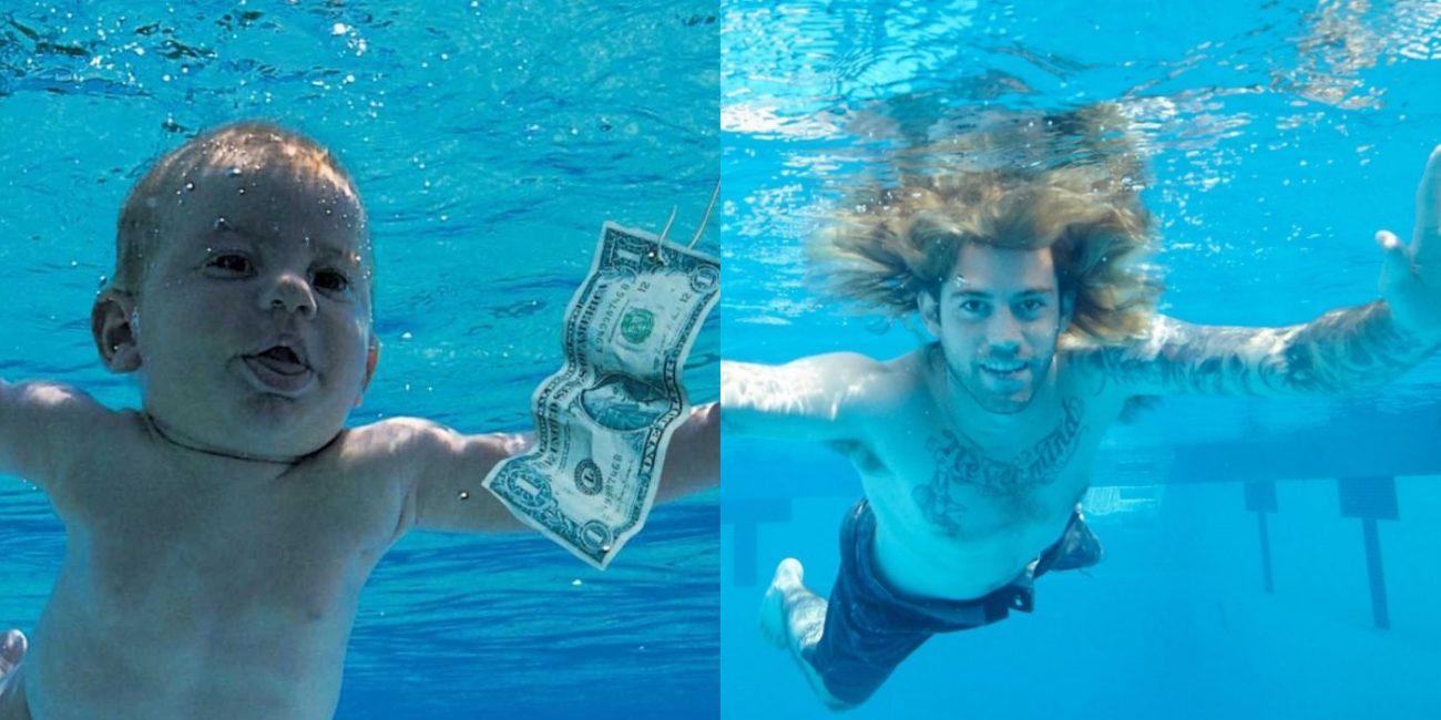 """""""Nevermind"""" -albumin kannessa esiintyvä Spencer Elden syyttää Nirvanaa lapsen seksuaalisesta hyväksikäytöstä"""