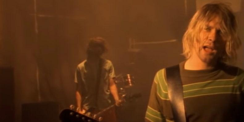 """Tapahtuipa 30 vuotta sitten: Nirvana kuvaa """"Smells Like Teen Spirit"""" -musiikkivideon"""