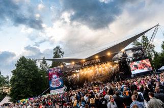 Suomirokkia ja metallia 10-vuotiaan Porisperen avauspäivänä – Katso kuvat