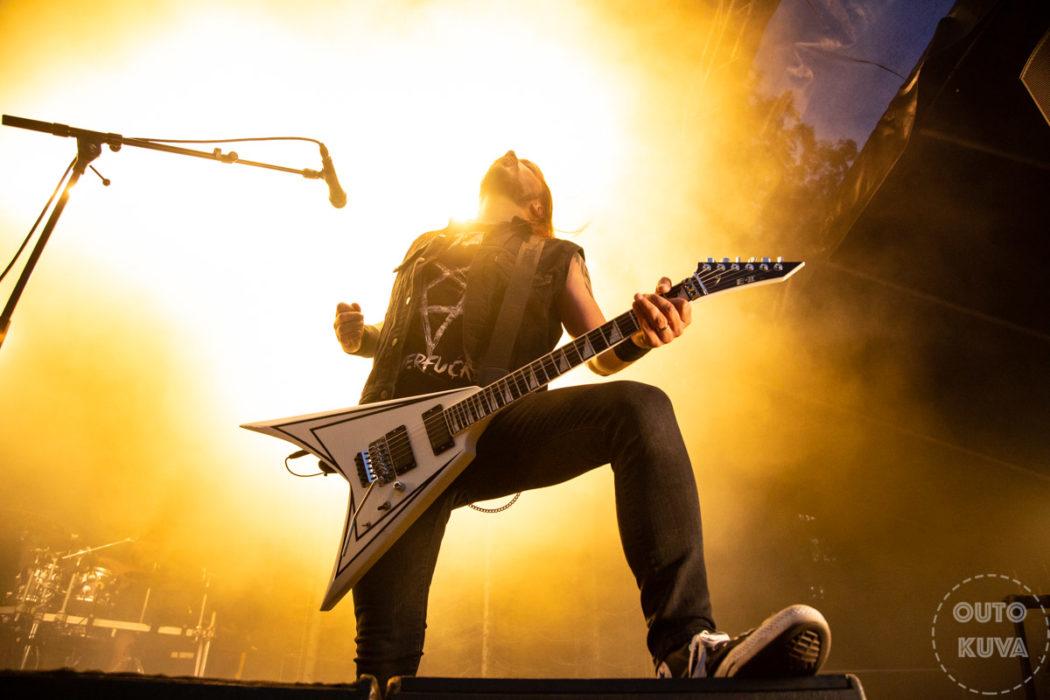"""Insomnium julkaisi tuoreen EP:nsä kunniaksi musiikkivideon """"The Wanderer"""" -kappaleestaan"""