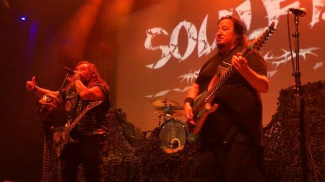 """Soulfly esitti livenä uuden """"Filth Upon Filth"""" -kappaleensa: video esityksestä katsottavissa"""
