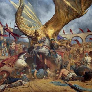 """Vaihdetta kovemmalle ja uudelle vuosikymmenelle – arvostelussa Triviumin uusi albumi """"In The Court of The Dragon"""""""