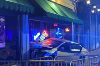 Tällaista ei soisi tapahtuvan: auto ajoi riidan jälkeen päin vartijoita rock-keikalla