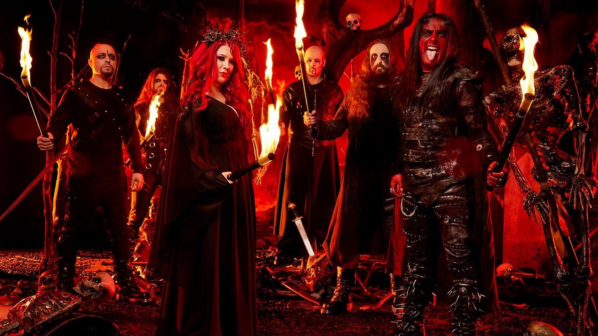 """Cradle Of Filth julkaisi synkän videon uudesta """"Necromantic Fantasies"""" -kappaleestaan"""