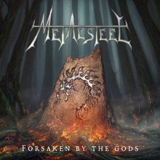 """Ei nimi metallibändiä pahenna – arviossa Metalsteelin uutuusalbumi """"Forsaken by the Gods"""""""