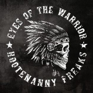 """Jalka vahvasti 70- ja 80-luvulla – Arvostelussa Hootenanny Freaksin kakkosalbumi, """"Eyes of the Warrior"""""""