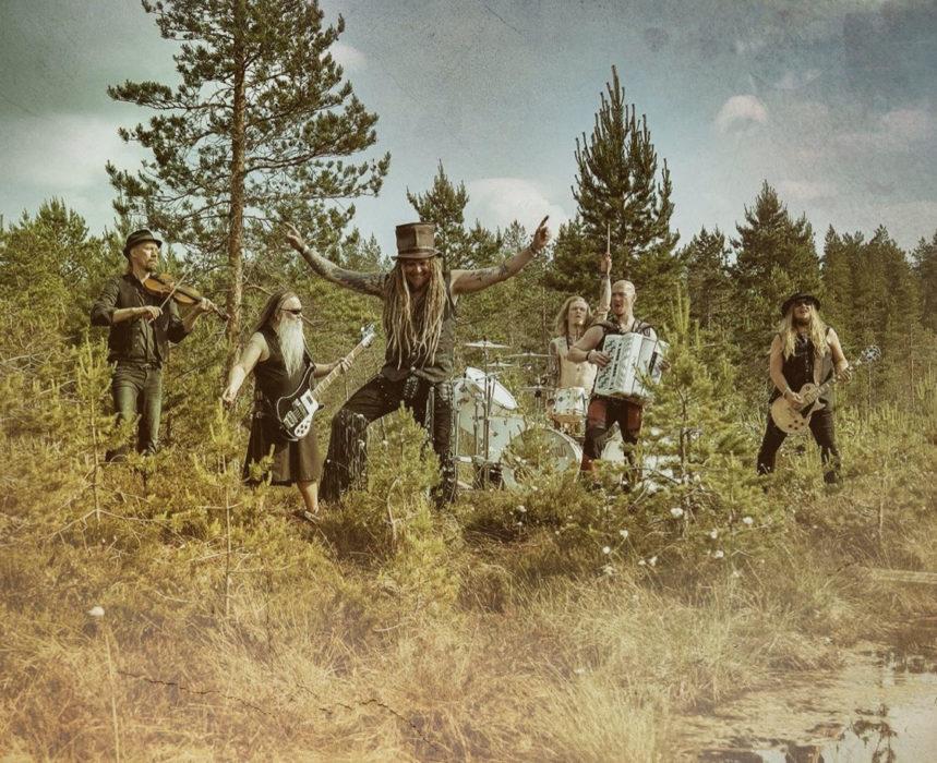 Korpiklaanilta suomenkielinen Anthrax-cover Ennen (Got The Time) – Näe bändi livenä Tampereella ja Lahdessa ensi viikolla!