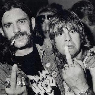 """Itse Lemmy Kilmister vieraili 30 vuotta sitten Ozzy Osbournen """"Hellraiser""""-kappaleella: nyt tulkinta on vihdoin kuunneltavissa"""