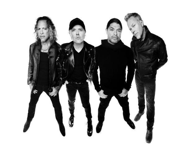 """Ammattilaiskuvaajan livevideo Metallican """"Frantic""""-kappaleen esityksestä katsottavissa"""