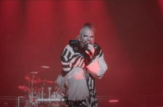 Mudvayne julkaisi videon paluukonsertistaan