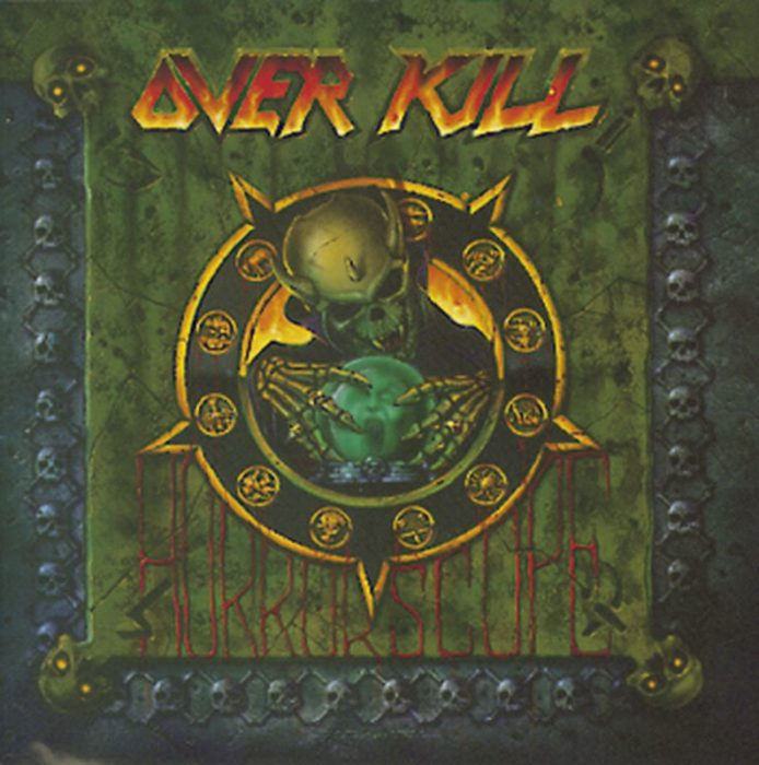 Kolmekymmentä vuotta synkkää groovea – Overkillin Horrorscope viettää syntymäpäiväjuhlia