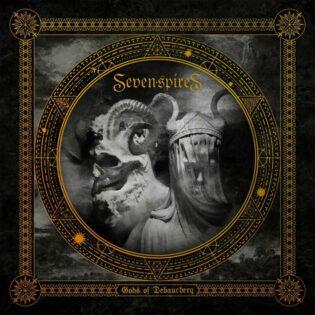 """Albumi kuin elokuvaa – Arvostelussa Seven Spiresin """"Gods Of Debauchery"""""""