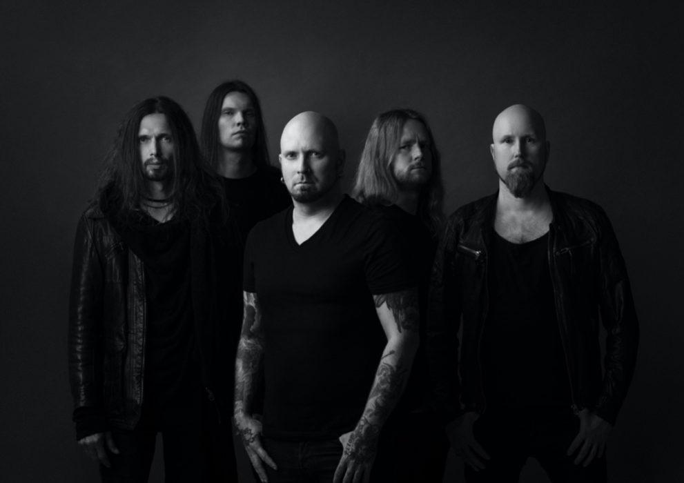 """Swallow The Sun julkaisi tulevalta albumiltaan """"Enemy"""" -singlen: heittäydy kaihoisaan tunnelmaan musiikkivideon kera"""
