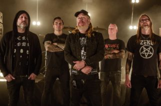 "The Lurking Fear julkaisee uuden albumin ""Death, Madness, Horror, Decay"" marraskuussa"