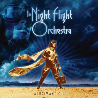 """Hyvän mielen aikamatka menneisyyteen – arviossa The Night Flight Orchestran uutuusalbumi """"Aeromantic II"""""""