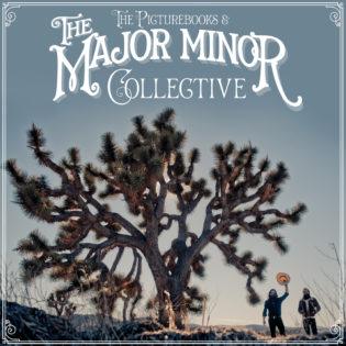 """Tuhti ja tarttuva rock-soundi sekä monipuolinen nippu vierailevia vokalisteja – arviossa """"The Picturebooks & The Major Minor Collective"""" -albumi"""