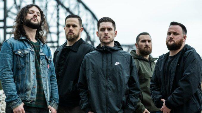 Deathcore-yhtye Whitechapel toivottaa riveihinsä tervetulleeksi rumpali Alex Rudingerin