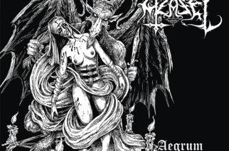 """Epäpyhää Kristusta pilkkaavaa mustaa metallia – arviossa kotimaisen Azazelin kolmas taidonnäyte """"Aegrum Satanas Tecum"""""""