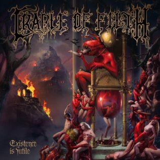 """Likainen kehto maanpäälisessä helvetissä – arviossa Cradle of Filthin pitkäsoitto """"Existence Is Futile"""""""