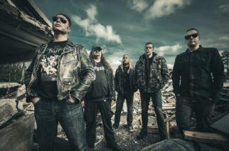 Kotimainen thrash -pumppu Demonztrator kiinnitetty Ossuary Recordsille