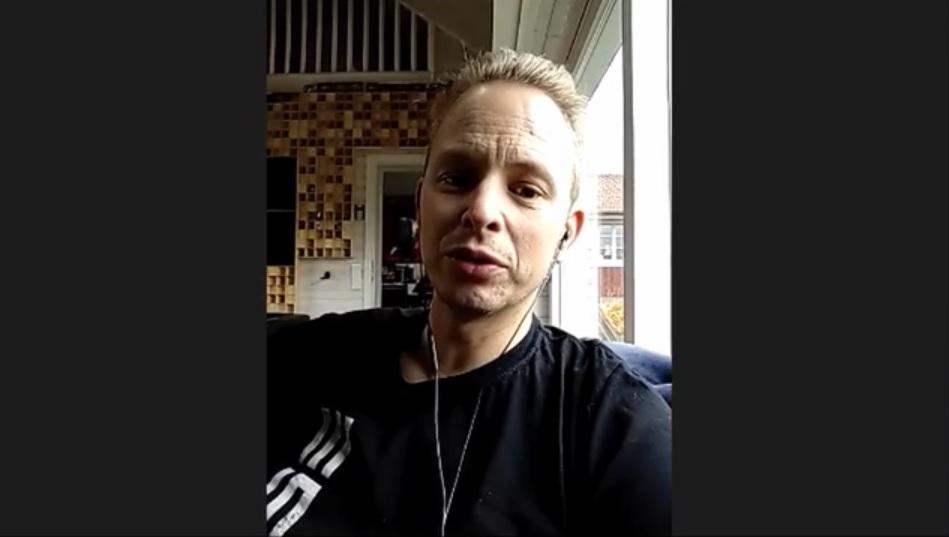 """Eclipsen Erik Mårtensson Chaoszinelle: """"Halusimme tehdä positiivisen albumin synkkiin aikoihin piristämään ihmisiä"""""""