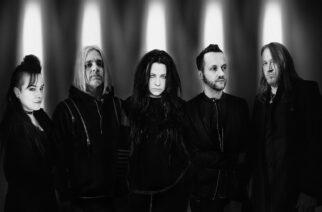Maailman suosituimpiin rockyhtyeisiin lukeutuva Evanescence Suomeen ensi vuonna