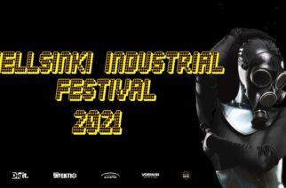 Hellsinki Industrial Festival 2021 julkaisi viimeiset esiintyjänsä