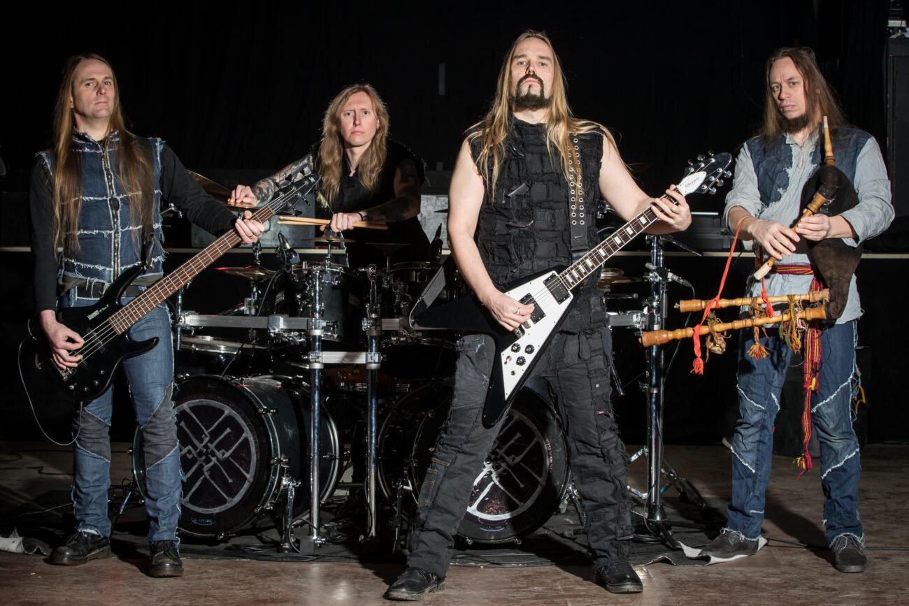 Folk metal -kulttinimi Metsatöll Suomeen minikiertueelle ensi kuussa: Liput marraskuisille keikoille tulevat myyntiin maanantaina