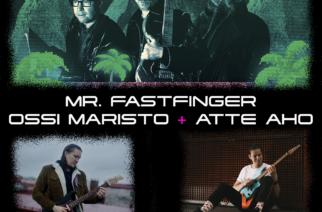 Mr. Fastfinger juhlistaa 15-vuotista taivaltaan Suvilahdessa koulujen syyslomaviikolla