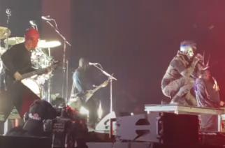 Mudvaynen kiertueella on mukana uusi laulaja-kitaristi: maskin takaa paljastuu huippubändien kanssa kiertänyt kitaristi