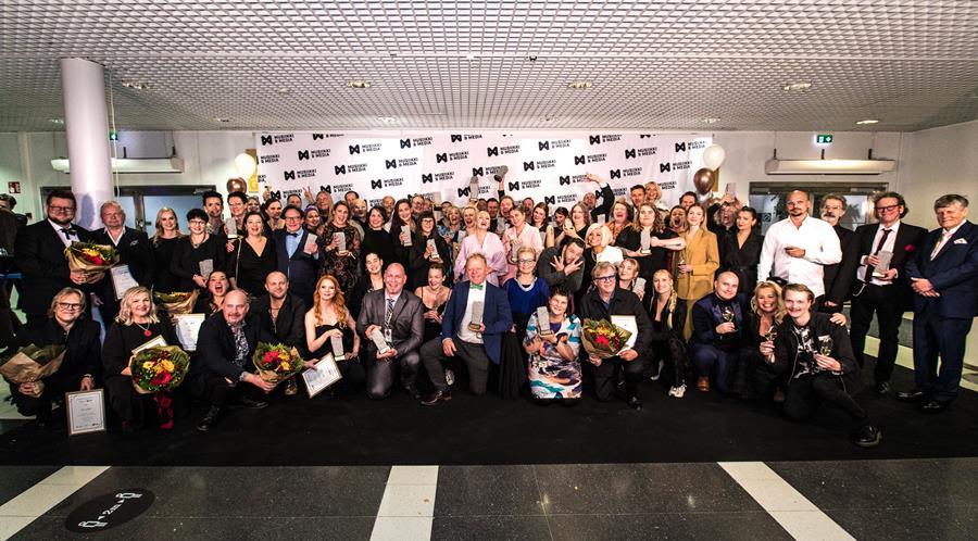 Vuoden Industry Awards -voittajat on palkittu Musiikki & Mediassa