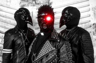 Entisistä Ghost-muusikoista koostuva synthwave -yhtye Priest allekirjoitti levytyssopimuksen Cleopatra Recordsin kanssa