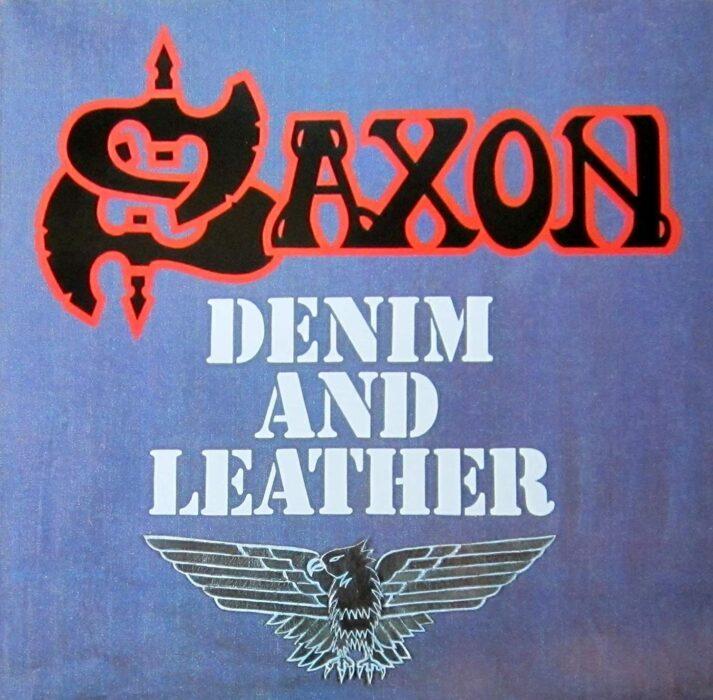 """Neljäkymmentä vuotta farkkuja ja nahkaa heavy metalin nimissä – Saxonin """"Denim & Leather"""" juhlii vuosipäiviään"""