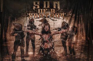 """Son Of A Shotgunilta uusi musiikkivideo tuoreen albumin kappaleesta """"Strike Above the Neck"""""""