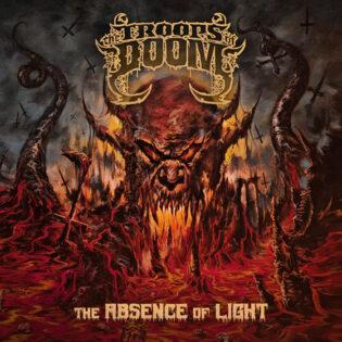 """""""Primitiivisen ilkeää säveltaidetta"""" – arviossa The Troops Of Doom -EP """"The Absence Of Light"""""""
